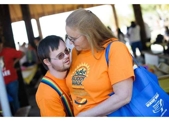 The Silicon Valley Down Syndrome Network, Recipient